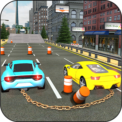 Chained Car 3D Race (game)