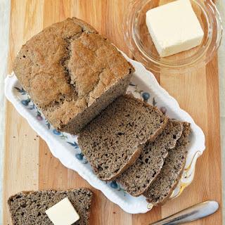 Gluten Free Honey Oat Bread.
