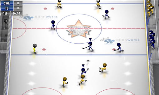 Stickman Ice Hockey 5