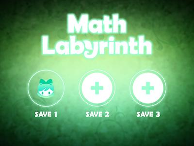 MathLabyrinth - BrainTraining screenshot 0