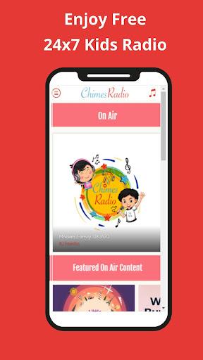 chimes radio - free kids radio & podcasts screenshot 2