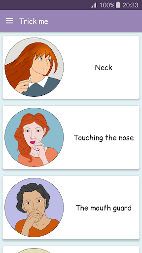 Body language - Trick me. Analyzing of Gestures 9.0 screenshots 13