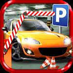 Multi Level Car Parking Games Icon