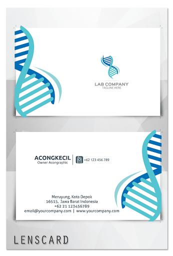 Lenscard -Business Card Maker 2.0.18 screenshots 5