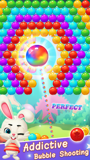 Rabbit Pop- Bubble Mania 3.1.1 screenshots 5
