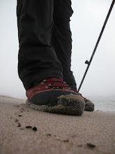 Photo: Buty trzymają sie cholewki