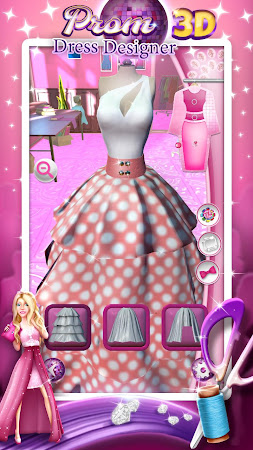 Prom Dress Designer 3D 2.0 screenshot 2088580