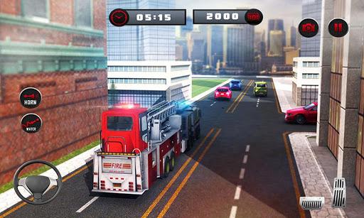 ? Rescue Fire Truck Simulator: 911 City Rescue 1.3 screenshots 5