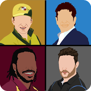 Guess The Cricketers Quiz for PC and MAC