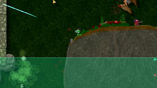Annelids: Guerra dei vermi  άμαξα προς μίσθωση screenshots 2