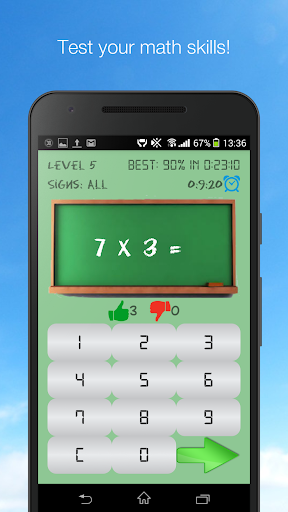 Math Game - Unlimited Math Practice  screenshots 1