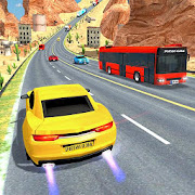 Modern Car Traffic Racing Tour - free games