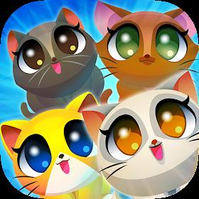 Cute Cats Match 4