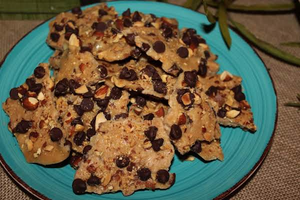 Butter Almond Toffee Recipe