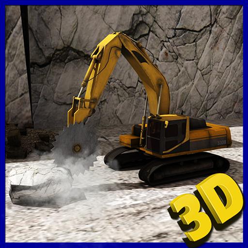 山钻起重机操作员 模擬 App LOGO-APP試玩