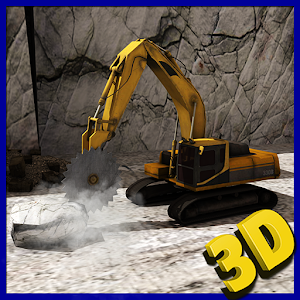Mountain Drill Crane Operator for PC and MAC