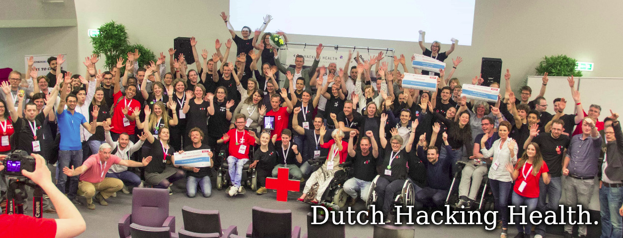 Dennis Marinus Scholtus @ Dutch Hacking Health.