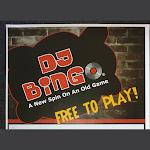 DJ Music Bingo