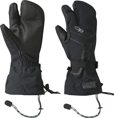 Outdoor Research Highcamp Three Finger Gloves