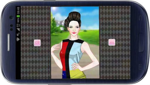 玩免費休閒APP|下載モーリーン素晴らしいドレスアップ。 app不用錢|硬是要APP