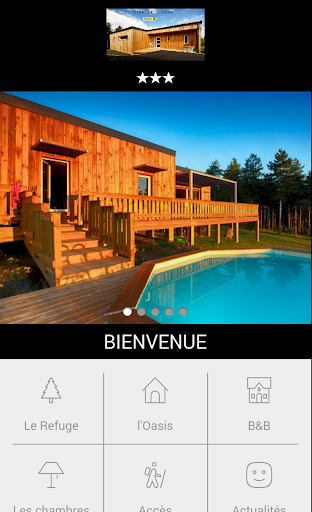 免費下載旅遊APP|Gîtes l'Oasis et le Refuge app開箱文|APP開箱王