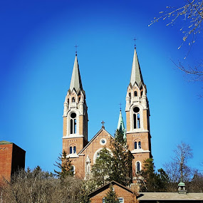 Holy Hill by Suzette Christianson - Buildings & Architecture Places of Worship (  )