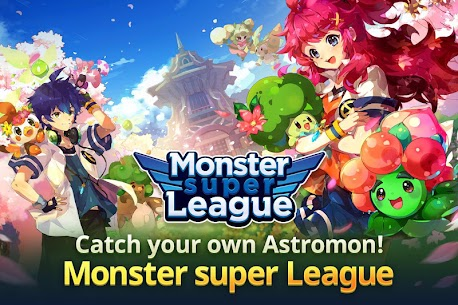 Monster Super League 1.0.18102505 Mod Apk [God Mod/ High Attack] 1