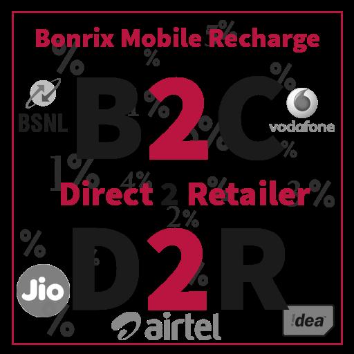 B2C Recharge - Bonrix Direct 2 Retailer - Apps on Google Play