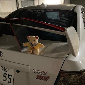 インプレッサ WRX STI GVB H24年9月登録車のカスタム事例画像 たけぴーさんの2020年07月21日22:29の投稿