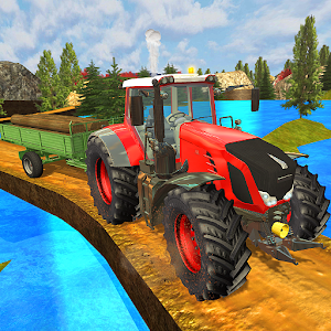Tractor Hill Driver 3D for PC and MAC