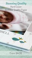 Screenshot of Baby Album by PhotoInPress