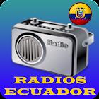 Radios Ecuador Online Free icon