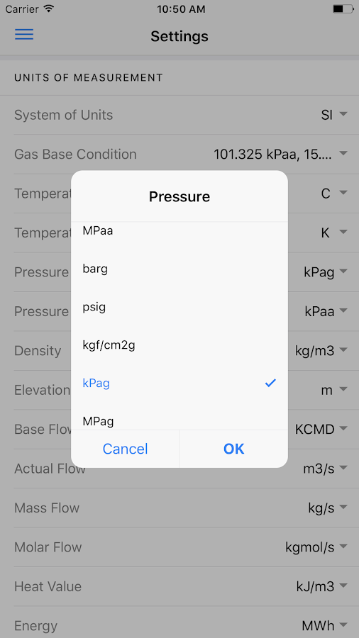 Gas Compressor- screenshot