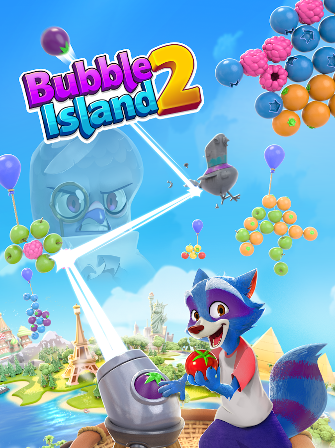 Bubble Island 2 Pop Bubble Shooter v1.25.12