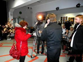Photo: Wywiad dla telewizji