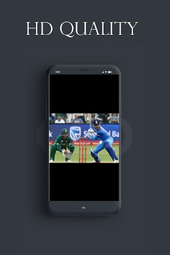 Live Cricet TV Streaming With HD Quality screenshot 2