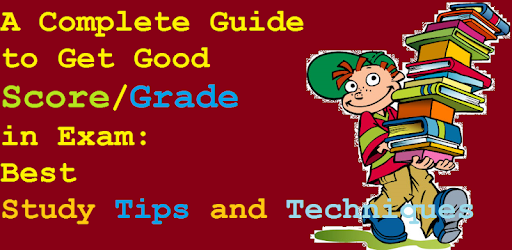 Study Tips And Techniques is for Study Tips, Techniques &  Memory Enhancing Tips