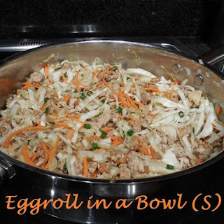 Egg Roll in a Bowl- S, E, or FP