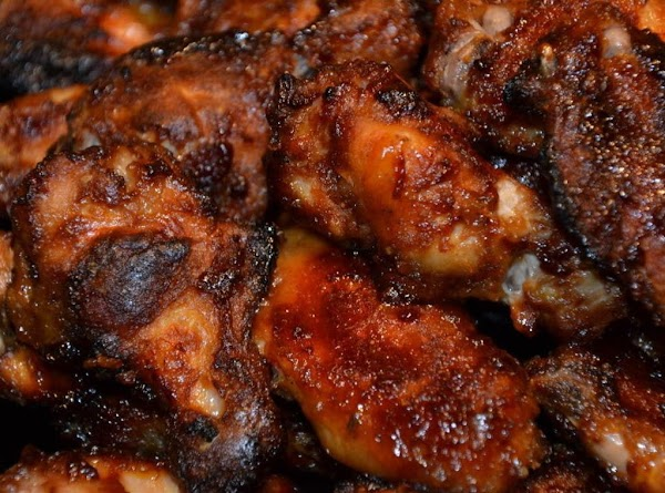 Preheat oven to 375 degrees F.  Arrange wing pieces in a single layer in a...