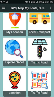 Download GPS, Map My Route, Directions, Route Planner,G map For PC Windows and Mac apk screenshot 2