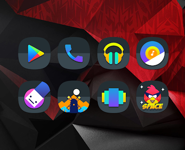 Odici - Icon Pack Screenshot