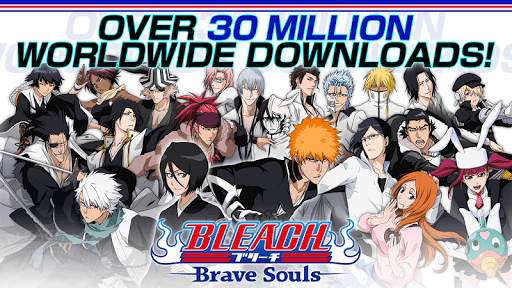 BLEACH Brave Souls 8.0.4 screenshots 1