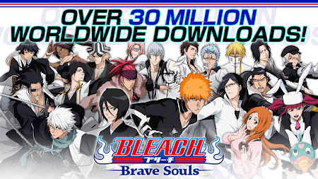 BLEACH Brave Souls APK screenshot thumbnail 1
