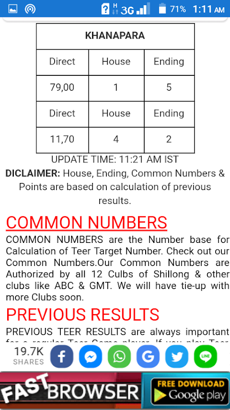 Download Shillong teer master predictor APK 1 1 by noyons