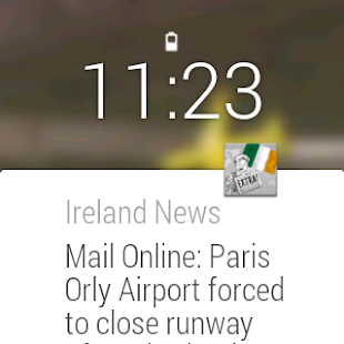 Ireland News- screenshot thumbnail