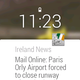 Ireland News- screenshot