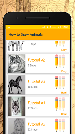 How to Draw Animals v1 0 [ad-free] – Android APK Download