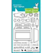 Lawn Fawn Clear Stamps 4X6 - Sprinkle With Joy