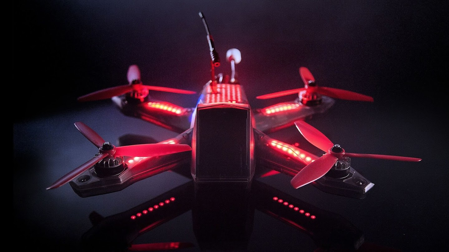 Watch DRL Drone Racing: 2017 Road to the Championship live