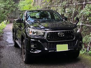 ハイラックス 4WD ピックアップ 2019年のカスタム事例画像 秀一さんの2020年08月14日09:35の投稿
